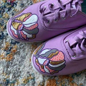 Custom paint on keds